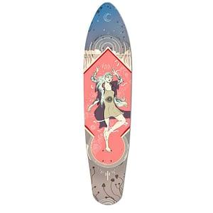 custom longboard art