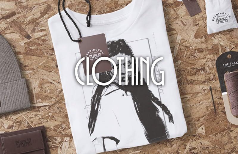 clothing streetwear