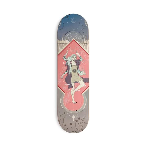 custom skate art deck